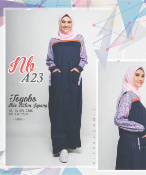 GAMIS NIBRAS NB A23
