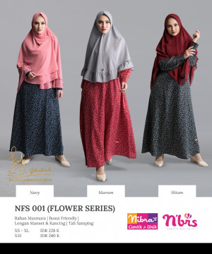 GAMIS NBRS FLOWERS SERIES  NFS 001