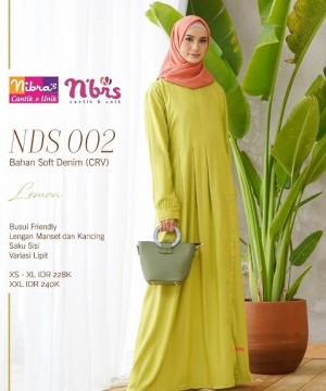 GAMIS NBRS NDS 002