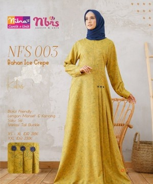 GAMIS NBRS FLOWERS SERIES  NFS 003