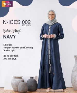 GAMIS NBRS N-ICES 02